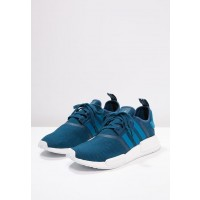 Adidas Originals zapatillas NMD_R1 azul/blanco_018