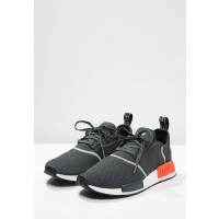 Adidas Originals zapatillas NMD_R1 gris/rojo_025