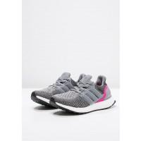 Adidas BOOST ULTRA Zapatillas gris/rosa_024