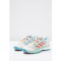Adidas zapatos de balonmano STABILY BOOST II blanco/azul_001