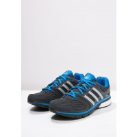 Adidas QUESTAR BOOST Zapatillas negero/azul_004