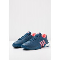 Adidas BARRICADE BOOST Zapatillas de tenis outdoor rojo_002