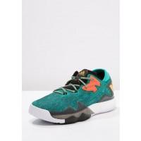 Adidas CRAZY BOOST Zapatillas de baloncesto blanco/negero_003
