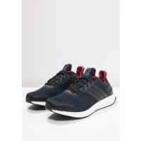 Adidas BOOST ULTRA Zapatillas ST running de estabilidad negero/marina colegiada_033
