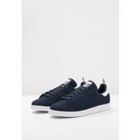 Adidas zapatillas Originals STAN SMITH marina colegiada/blanco_060