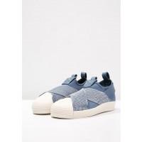 Adidas zapatillas Originals SUPERSTAR azul/blanco_112