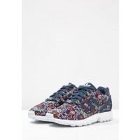 Adidas Originals zapatillas ZX FLUX negero slate/blanco_020