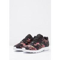Adidas Originals zapatillas ZX FLUX negero/blanco_026