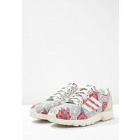 Adidas Originals zapatillas ZX FLUX gris/core blanco/raw rosa_027