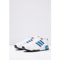 Adidas Originals zapatillas ZX 750 blanco/azul/ray rojo_013