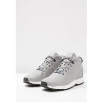 Adidas Originals zapatillas ZX FLUX 5/8 altas gris/marina colegiada/vintage blanco_043