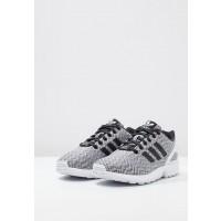 Adidas Originals zapatillas ZX FLUX blanco/negero_053