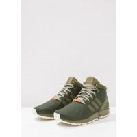 Adidas Originals zapatillas ZX FLUX 5/8 altas negero/blanco_071