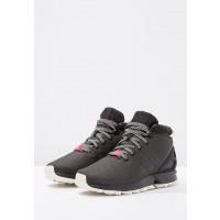Adidas Originals zapatillas ZX FLUX 5/8 altas negero/utility negero/core blanco_073