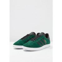 Adidas Originals zapatillas GAZELLE collegiate verde/negero_015