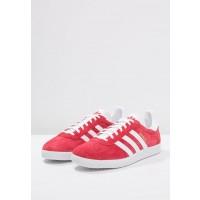 Adidas Originals zapatillas GAZELLE scarlet/blanco/gold met_017
