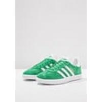Adidas Originals zapatillas GAZELLE verde/blanco_019