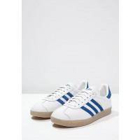 Adidas Originals zapatillas GAZELLE blanco/bold azul_020