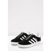 Adidas Originals zapatillas GAZELLE negero/blanco_030