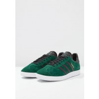 Adidas Originals zapatillas GAZELLE collegiate verde/negero_033