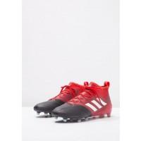 Adidas ACE 17.1 PRIMEKNIT FG Botas de fútbol rojo/blanco/negero_082