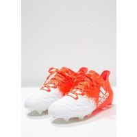 AdidasX Zapatillas 16.1 FG blanco/solar rojo_002