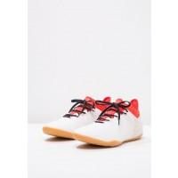 AdidasX Zapatillas TANGO 16.1 IN blanco/blanco/rojo_019