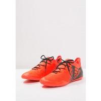 AdidasX Zapatillas 16.2 COURT solar rojo/negero_041