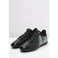 AdidasX Zapatillas 16.3 CAGE negero/gris/solar rojo_047