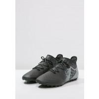 AdidasX Zapatillas 16.1 CAGE negero/solar rojo_049