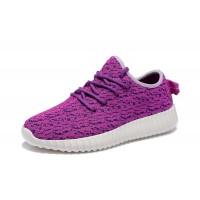 Adidas Yeezy Boost zapatillas 350 violeta/blanco_009