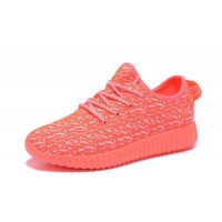 Adidas Yeezy Boost zapatillas 350 naranja/blanco_010