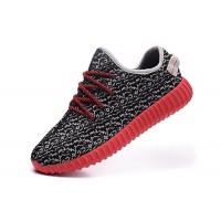 Adidas Yeezy Boost zapatillas 350 gris/rojo_019