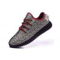Adidas Yeezy Boost zapatillas 350 gris/negero/rojo_022