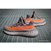 Adidas Yeezy 550 Boost zapatillas 350 V2 gris naranja_057