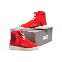 Adidas zapatillas Kanye West Yeezy3 750 Boost rojo_063