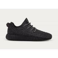 Adidas Yeezy Boost zapatos de tenis negero_004