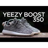 Adidas Yezzy Boots zapatos de tenis negero/gris_005