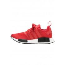 Adidas Originals zapatillas NMD_R1 rojo/blanco_005