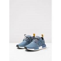 Adidas Originals zapatillas NMD_R1 azul/blanco_020