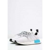 Adidas Originals zapatillas NMD_R1 blanco/gris_021