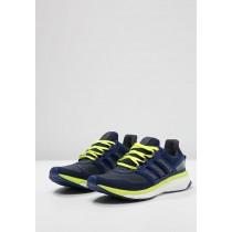 Adidas ENERGY BOOST Zapatillas 3 azul/blanco/amarillo_016