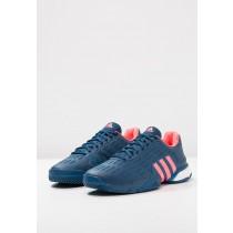 Adidas BARRICADE BOOST Zapatillas de tenis outdoor rojo_002