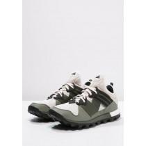 Adidas RESPONSE TR BOOST Zapatillas Marrón claro/verde_010