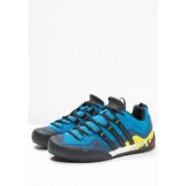 Adidas Zapatos de senderismo TERREX SWIFT SOLO azul/negero_008