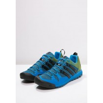 Adidas TERREX SOLO Zapatillas Pies de gato negero/blanch azul_022