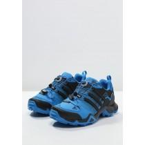 Adidas Zapatos de senderismo TERREX SWIFT R GTX azul/negero/blanco_023