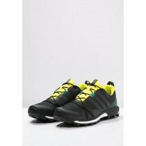 Adidas Zapatos de senderismo TERREX AGRAVIC GTX gris/negero/amarillo_029