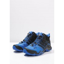 Adidas Botas de senderismo TERREX SWIFT R GTX azul/negero/blanco_041