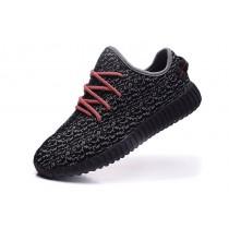 Adidas Yeezy Boost zapatillas 350 Unisex negero/gris/rosa_026